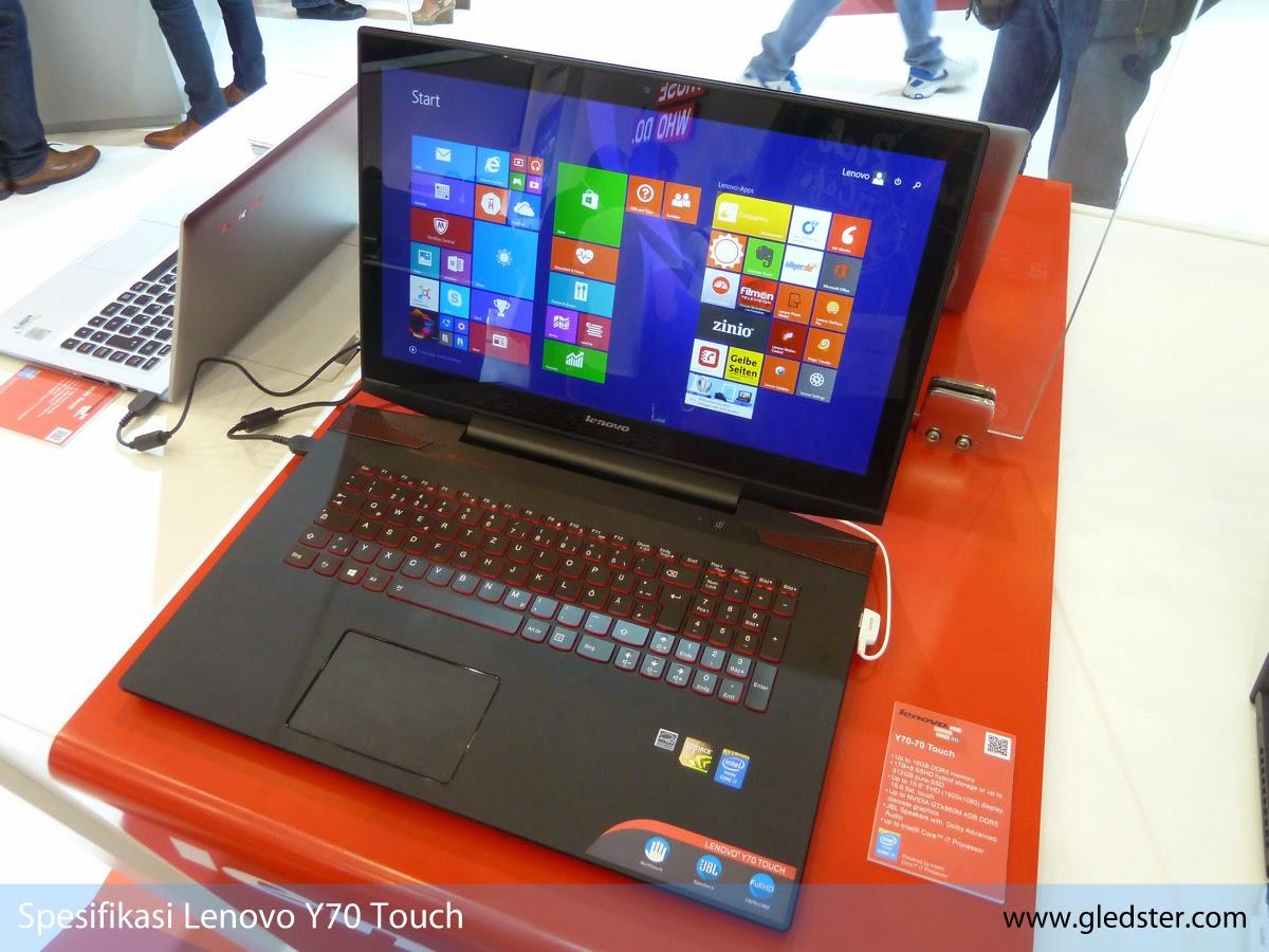 Spesifikasi Lenovo Y70 Touch
