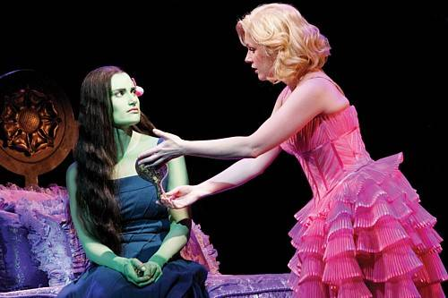 The Wicked Witch of the West &amp; Glinda The Good