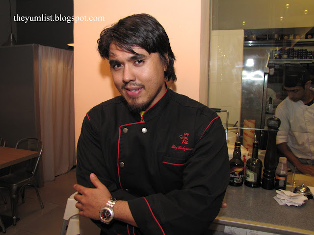 Flavours, celebrity chef, Chef Wan, Malaysian food ambassador, Malay, interview