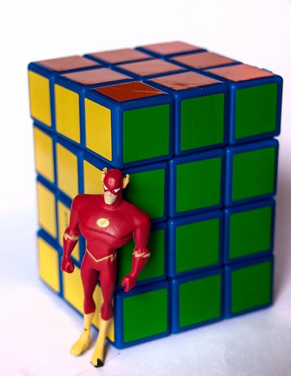 ICube 3x3x4 Rubik Solución Tutorial ICube