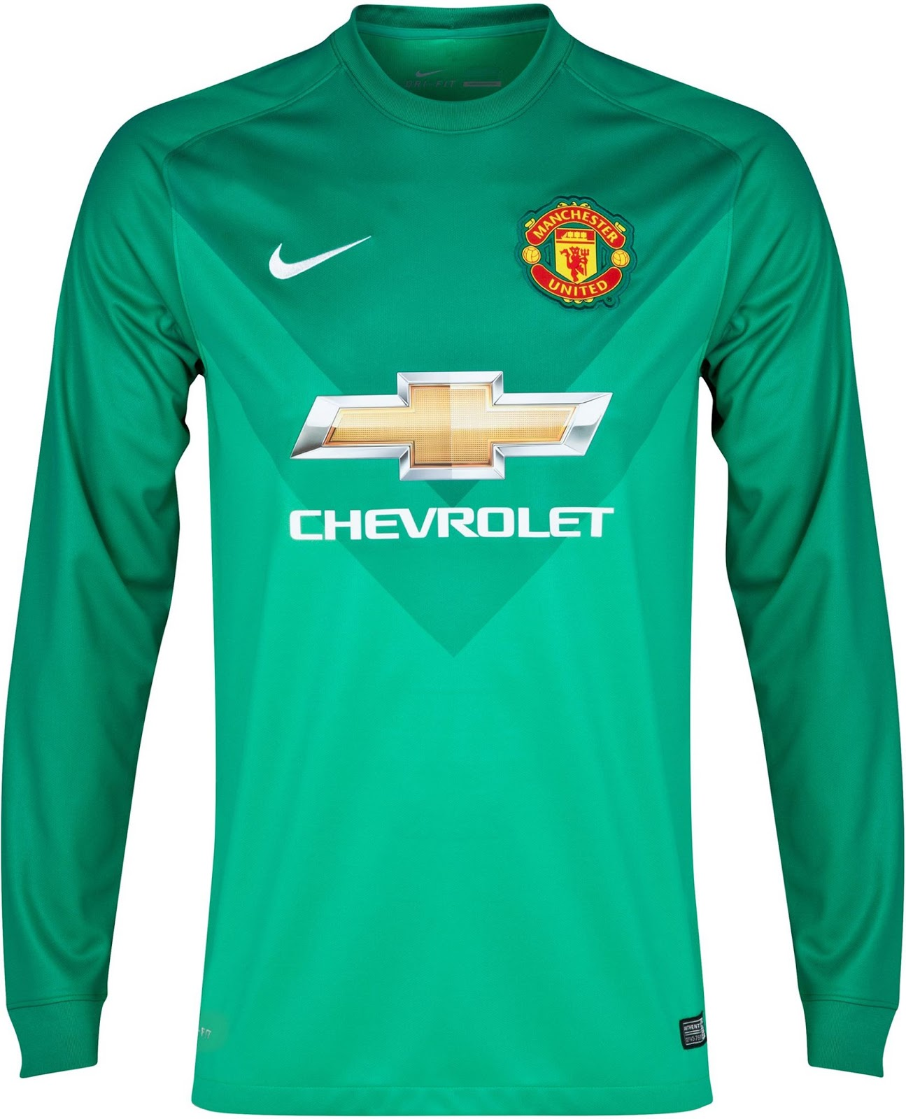 95780814271 Manchester United 14-15 Goalkeeper Kit. This is the new ...