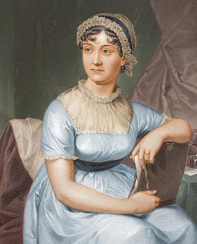 Littérature Romantique Anglaise ma librairie: mercredi romantique : jane austen est-elle une