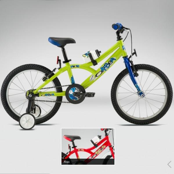 Rodando por libre: Comparativa de Bicis de Niños 18\'