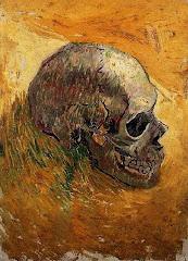 "Vincent van Gogh: ""Schedel"" (1887/1888)"