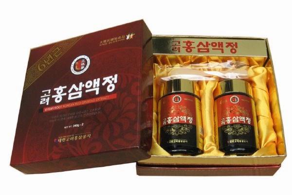 Cao Hồng Sâm Meritz Hàn Quốc  - dacsanthiennhien.net