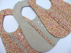 Ruffled Bib Pattern &amp; Tutorial