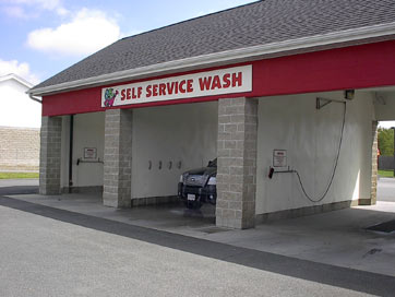 Self Service Car Wash Dandenong