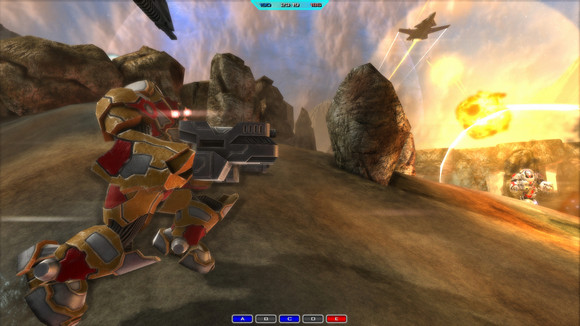 Metal Planet PC Game Screenshot 2 Metal Planet MULTi2 FASiSO
