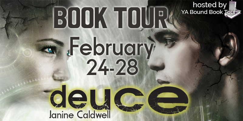Deuce Blog Tour