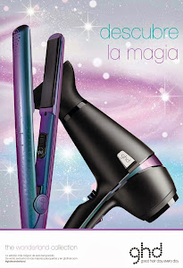 "NUEVA EDICION LIMITADA ghd ""WONDERLAND COLLECTION"""
