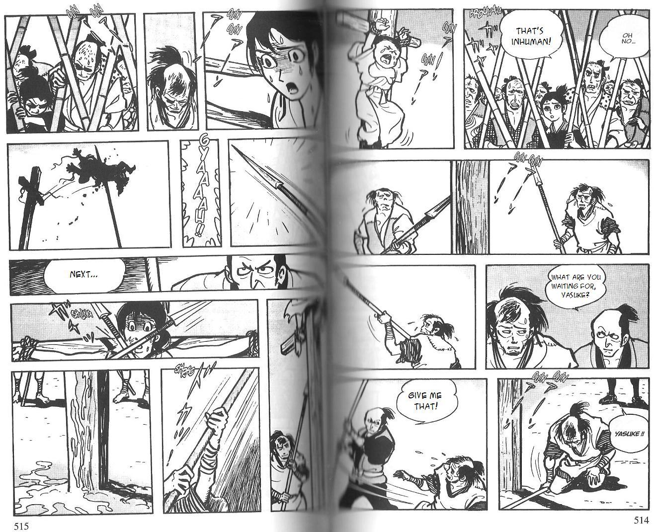To Me It Feels More Authentic Than The Watered Down Episodic Comics Of Usagi Yojimbo