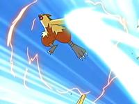 Area de evolução pokemon de Akira EP459_Combusken_usando_gancho_alto