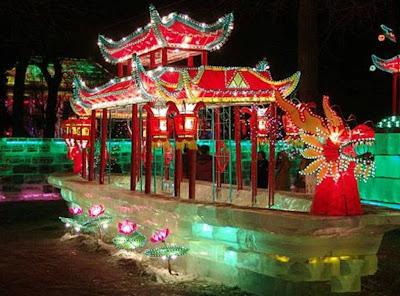 China Winter Festival stills