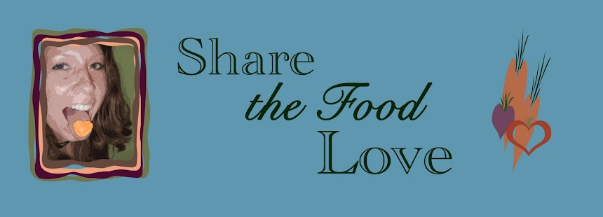 Share The Food Love