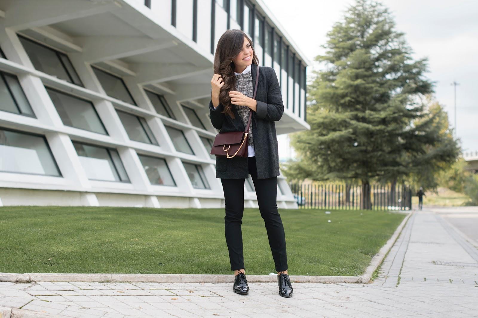 Total look de Zara estilo masculino