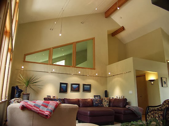 vaulted ceilings waste of space or open attraction