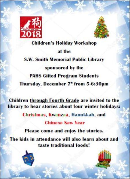 12-7 S. W. Smith Public Library