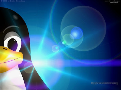 Wallpaper HD Linux OS