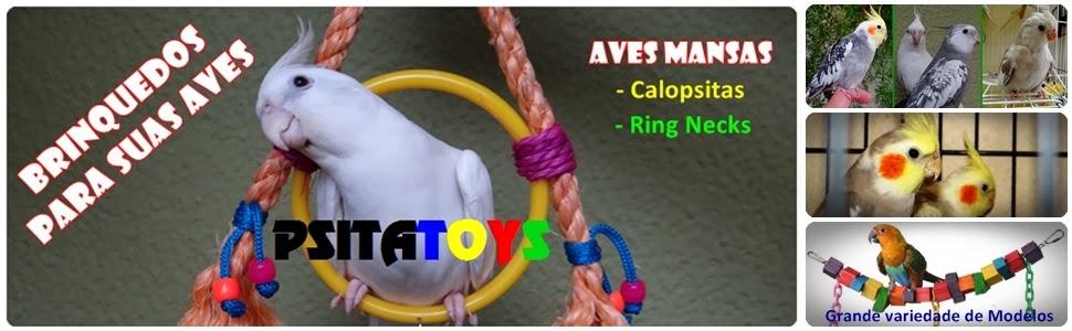 Brinquedos e Acessórios PsitaTOYS