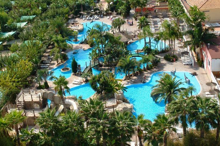 Camping La Marina Pools