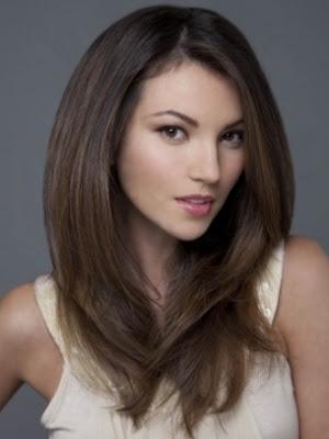 cabello degradado mujer