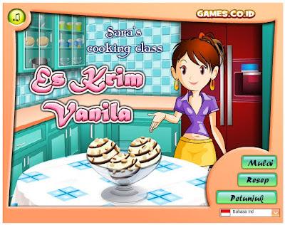 Di internet ada banyak sekali jenis permainan memasak gratis yang