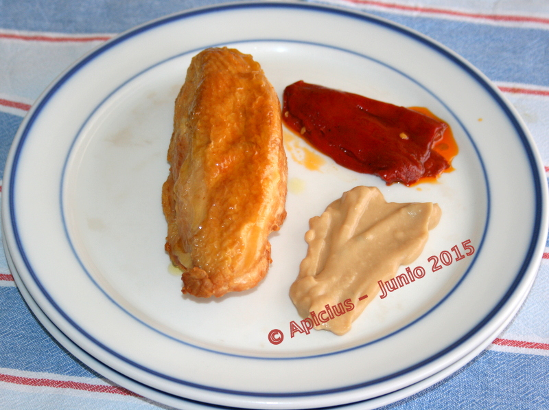 Pechugas de pollo procesadas a baja temperatura con tres for Cocina baja temperatura