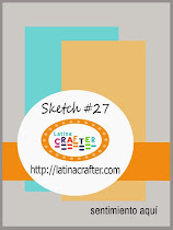 Sketch 27 Latina Crafter