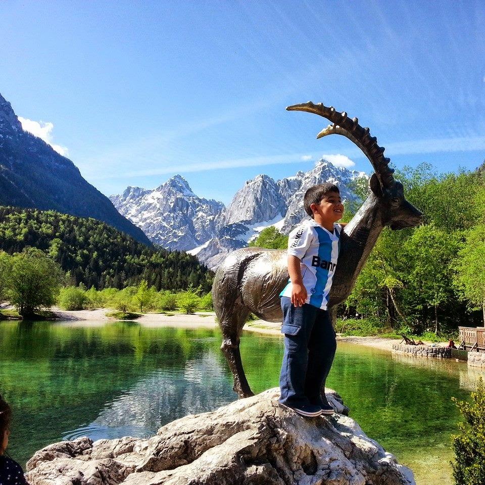 Felipe na Eslovênia