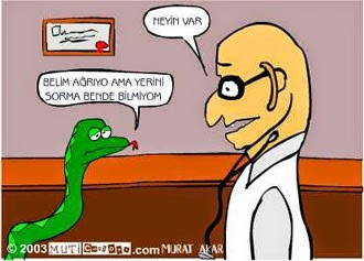 doktor karikatürü
