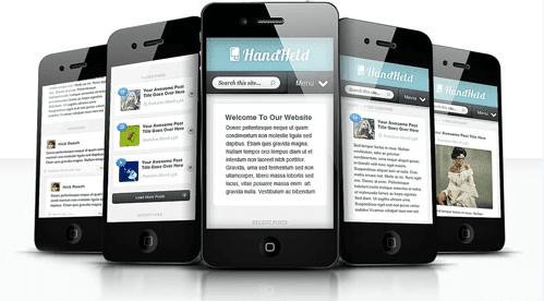 Download Free Elegant Theme HandHeld 1.3 Mobile Plugin