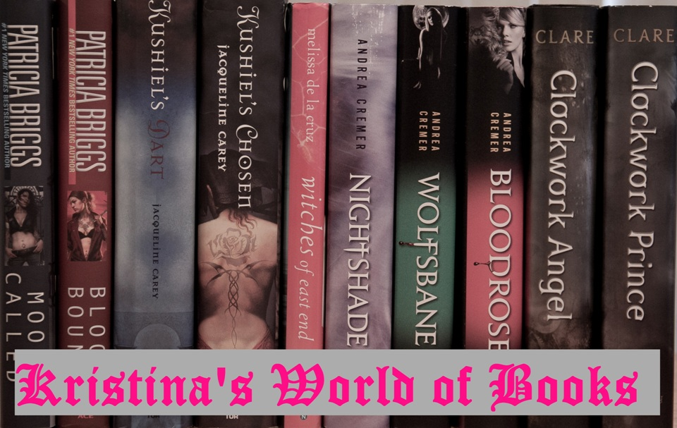 Kristina's World of Books