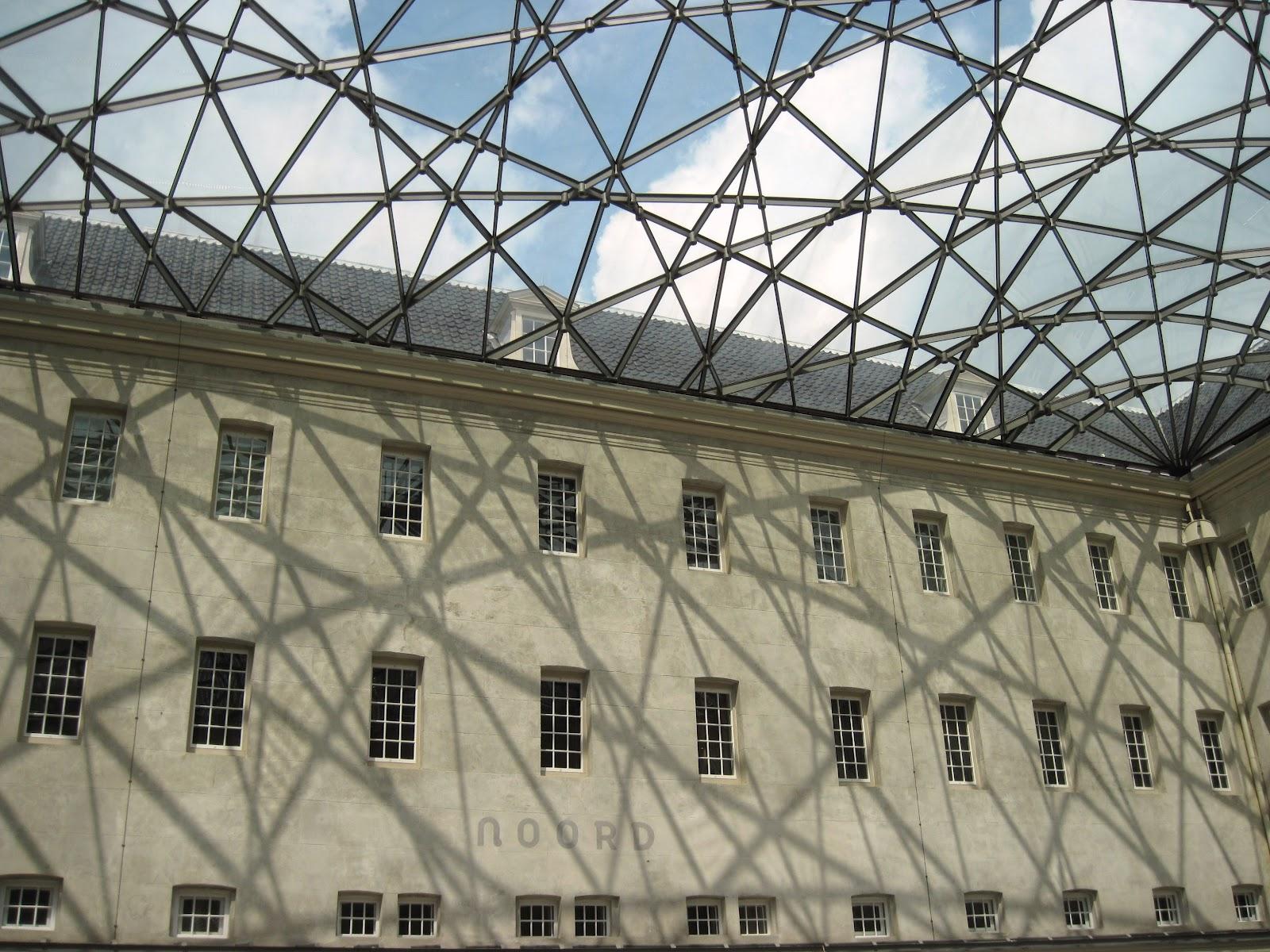 Opvallend onopvallend glazen dak - Glazen dak dak glijdende ...