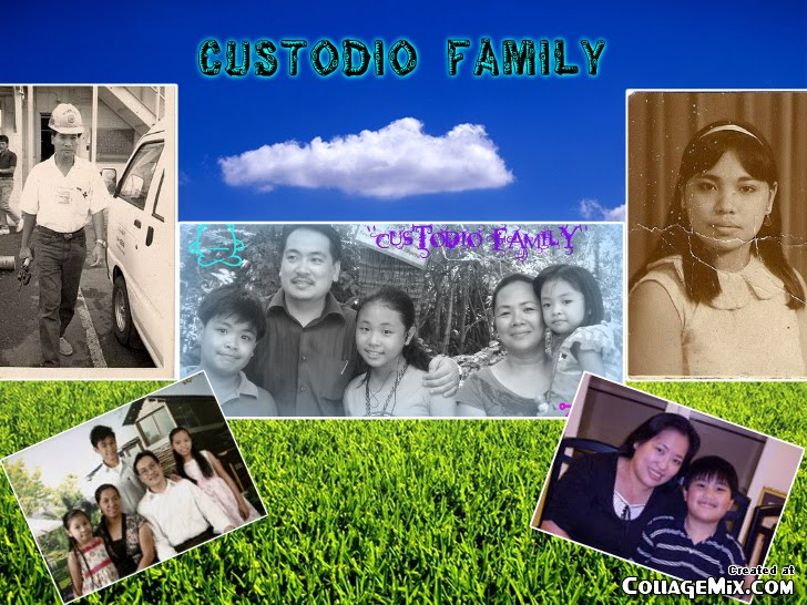 Custodio Family