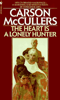 Cover of The Heart is a Lonely Hunter by Carson McCullers