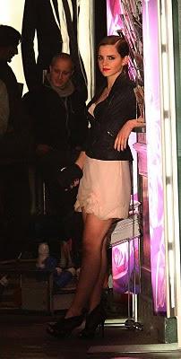 Pe platoul de filmare : Emma Watson