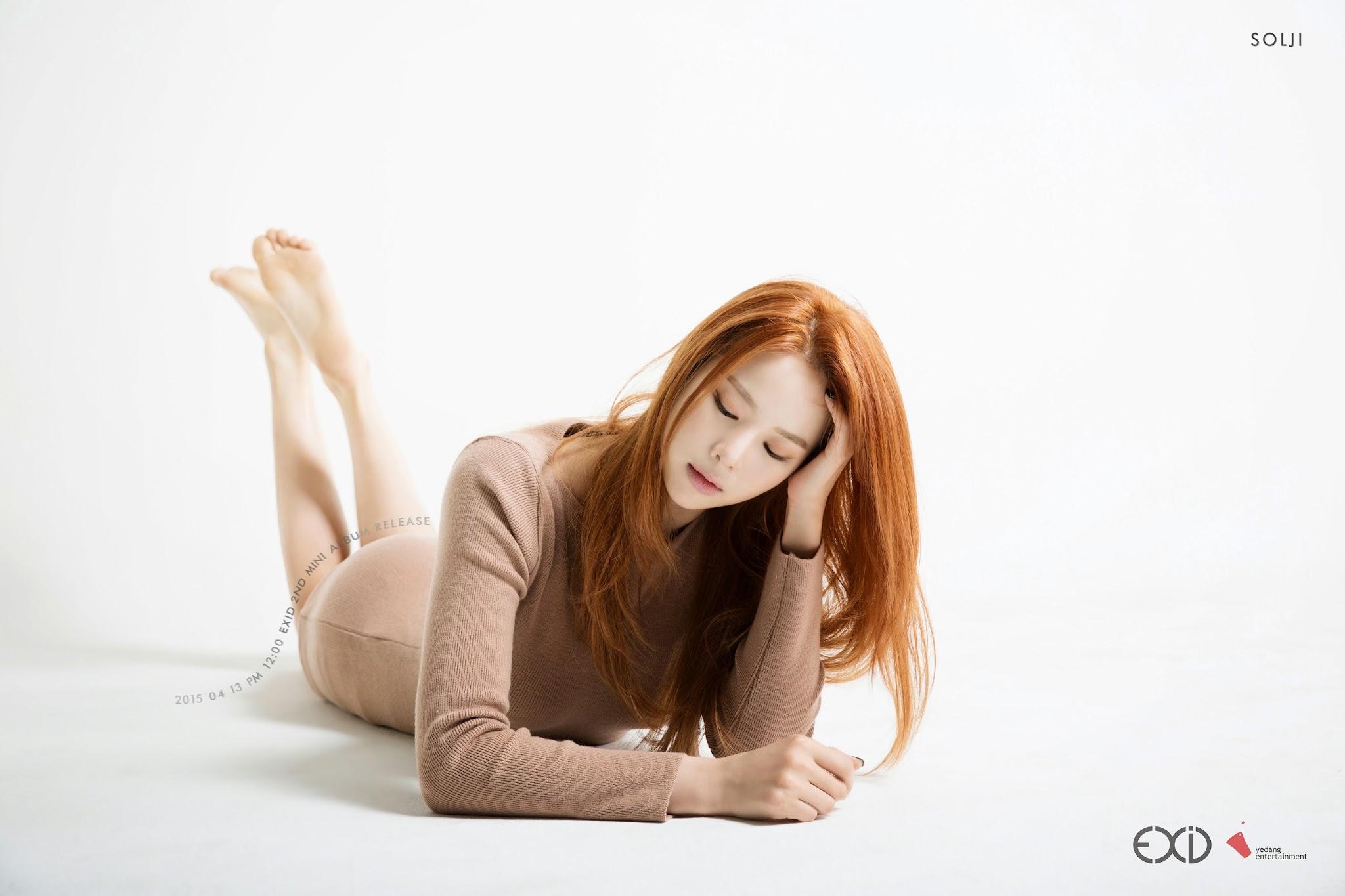 EXID Solji Ah Yeah Teaser