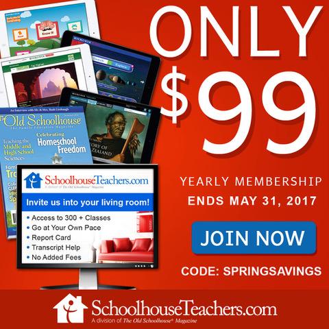 SchoolhouseTeachers Sale
