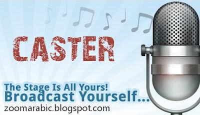 انشاء محطة راديو او اداعة راديو Fm Caster مجانا