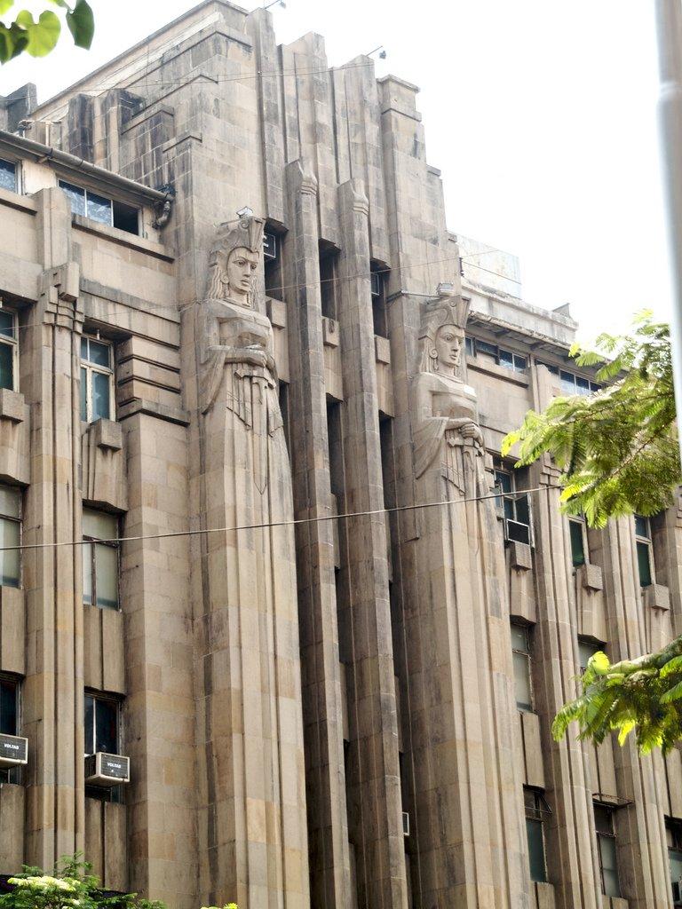 nuncalosabre.Mumbai: La capital olvidada del Art Decó