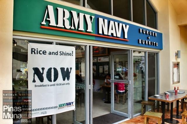Army Navy, Baguio-Ayala Land Technohub
