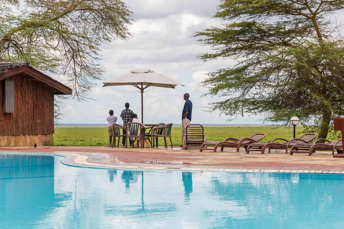 Ol Tukai Lodge - Kenia