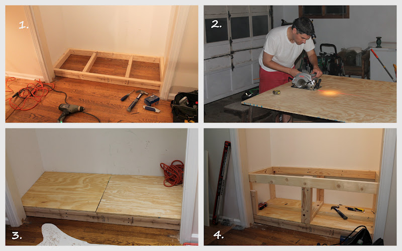 Superieur Entry Closet Makeover Part 3: Building The Bench