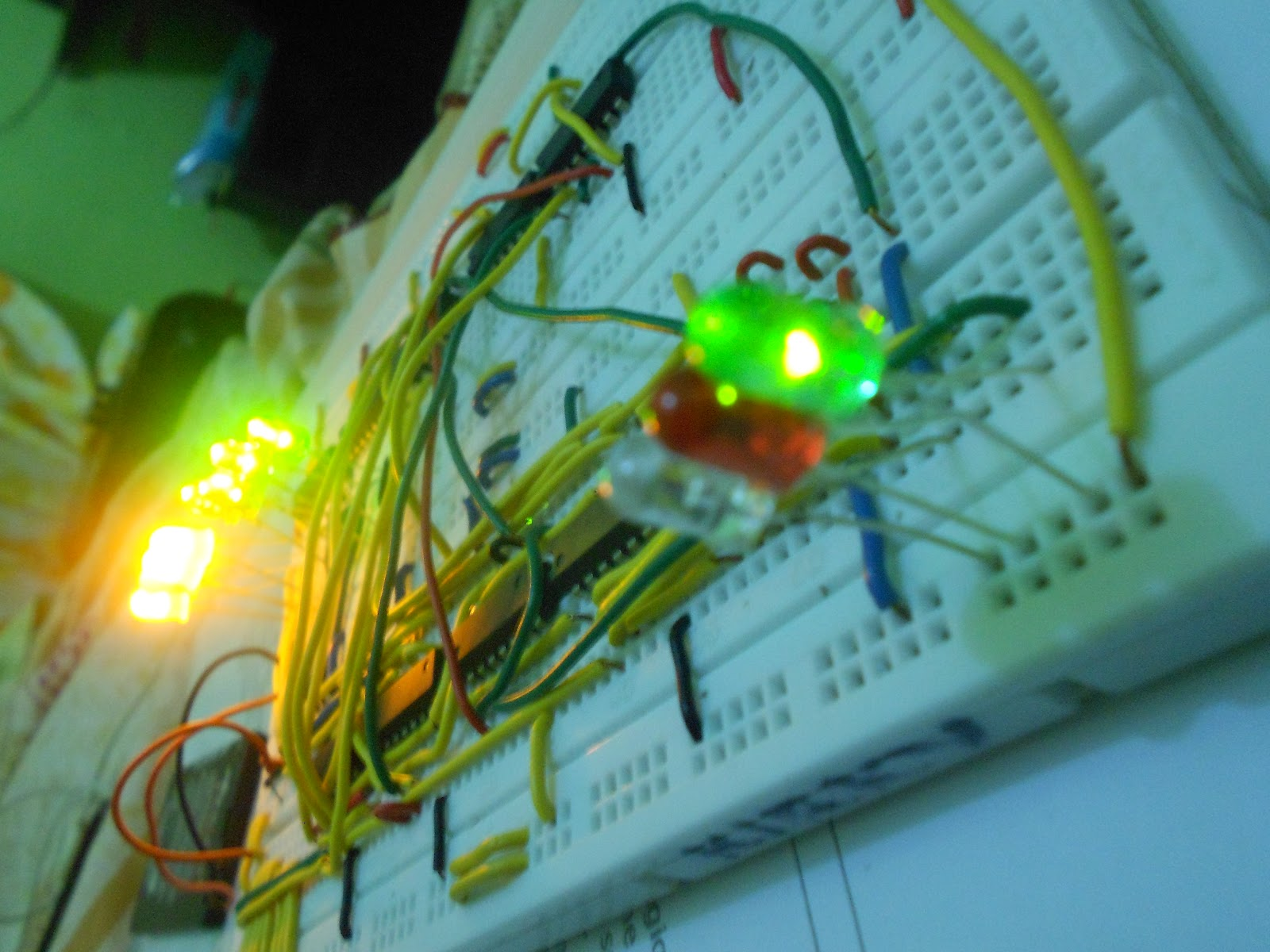 Ece Logic Circuit 2012 Bistable Schematicjpg And Here Is The Final Output Of Our Work