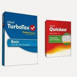 Turbotax Basic Quicken Starter Bundle