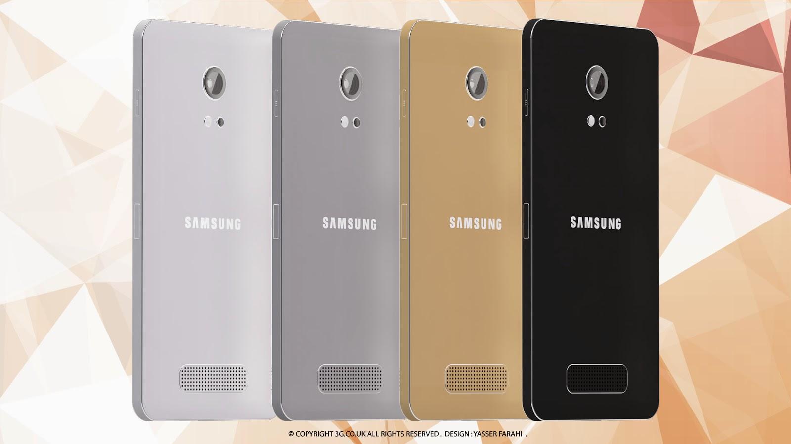 Misterioso Galaxy S6 e Galaxy S6 Edge