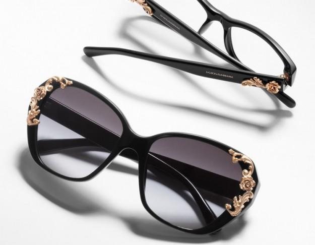 Nuova collezione occhiali da sole D&G estate 2013