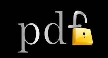 program that remove passwords pdf