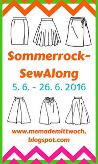 Sommerrock Sew Along