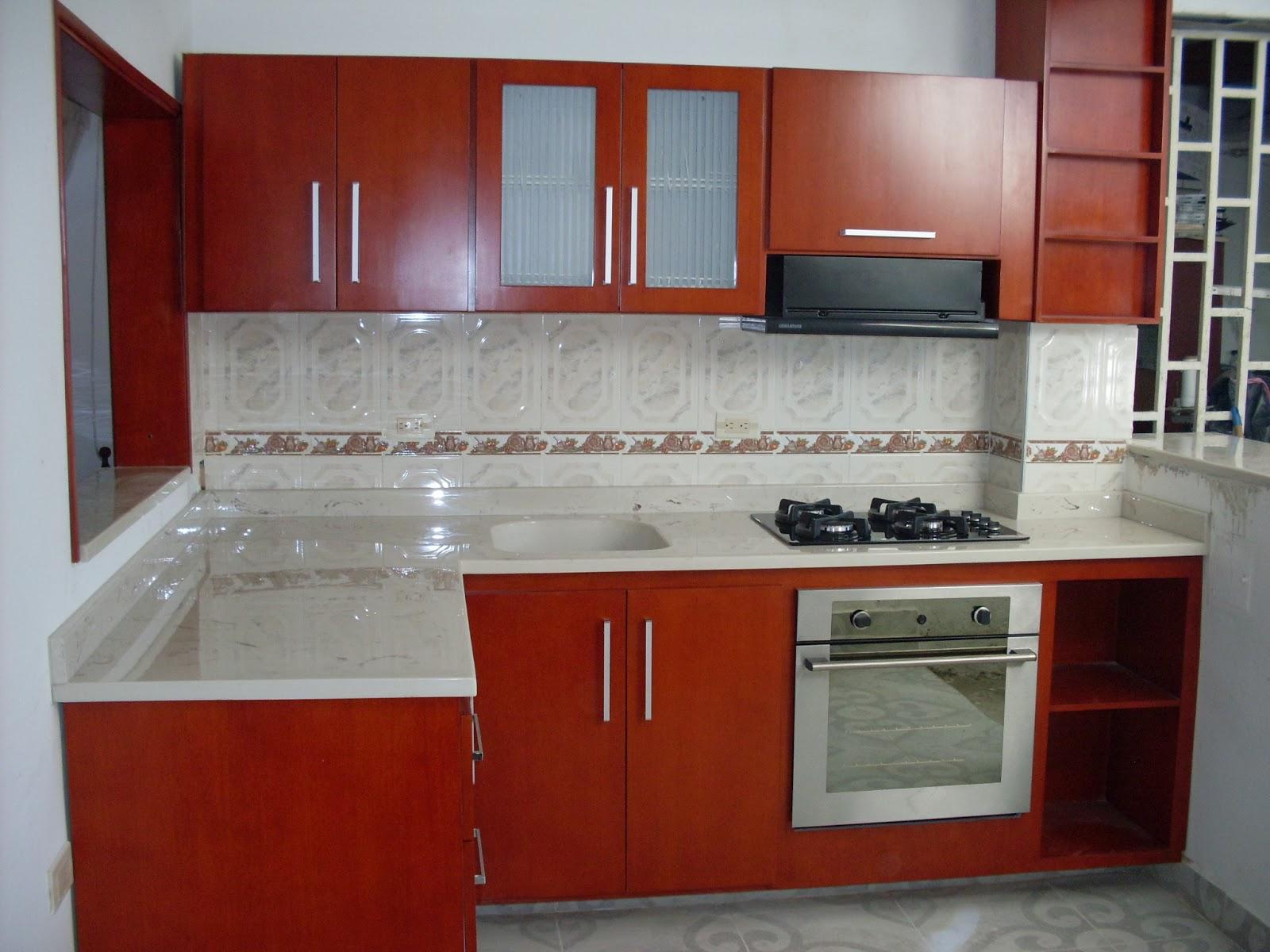 Incolfibras b b cocinas integrales for Ver disenos de cocinas integrales